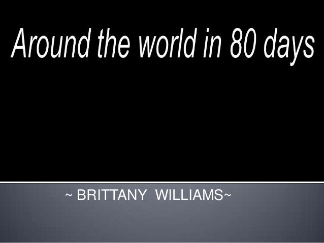 ~ BRITTANY WILLIAMS~