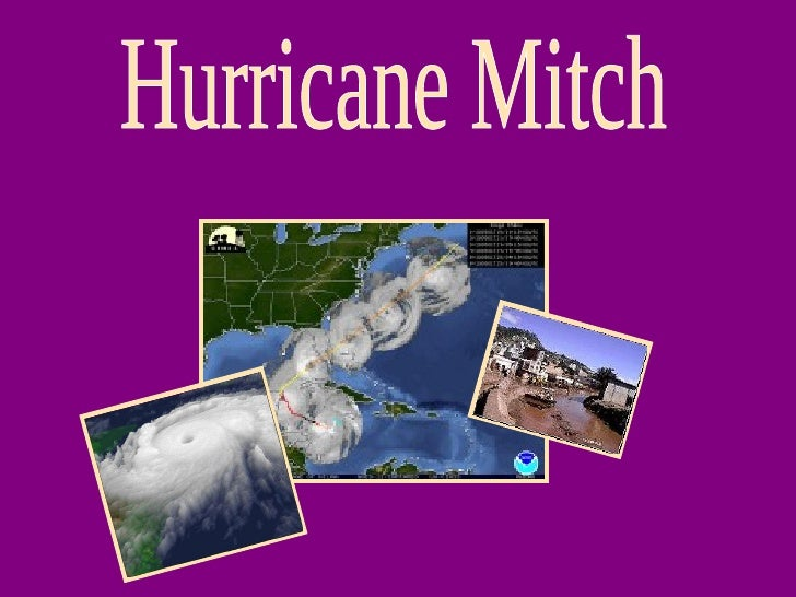 Hurricane Mitch