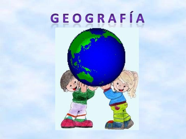 imagen geografia: