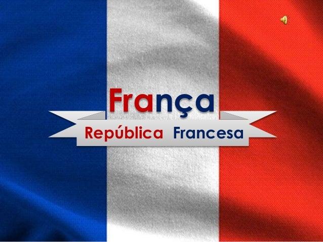 França República Francesa