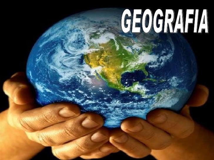 Geografia eta geografoen lana