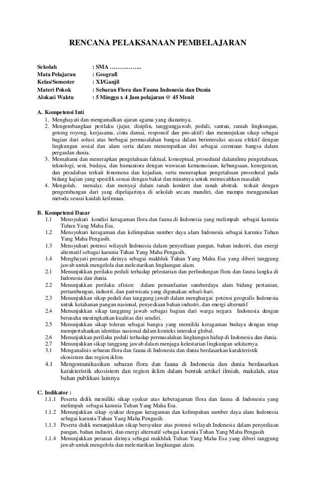 Materi Pelajaran Administrasi Kepegawaian Kelas Xi Rpp Sma Geografi Kelas Xi