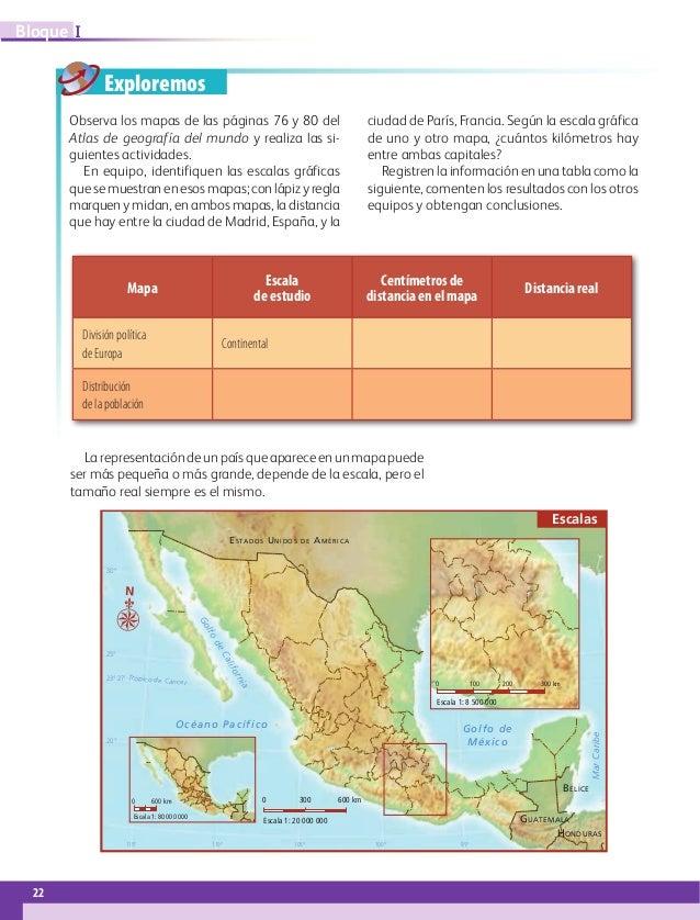 Libro De Geografa 6 Grado 2015 - newhairstylesformen2014.com