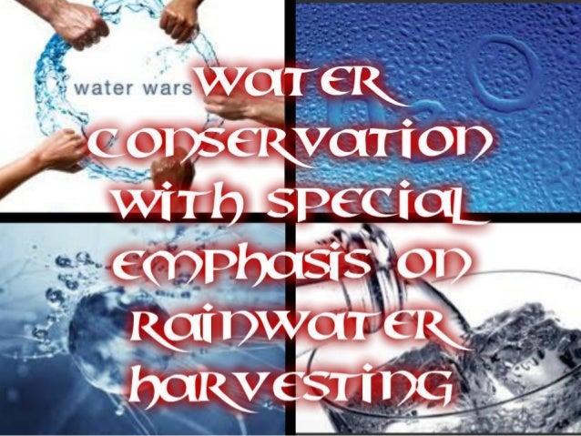 Why do we need to save water ? Waterconservationmeansusingourwater wiselyandcaringforitproperly.Sinceeachof...