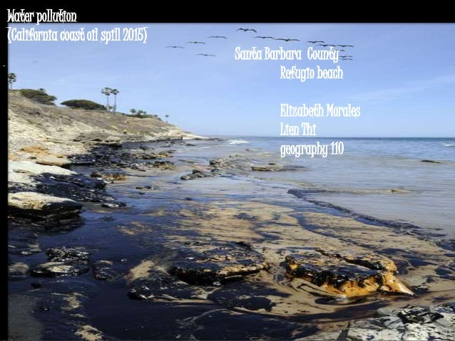 Water Pollution/Oil Spills