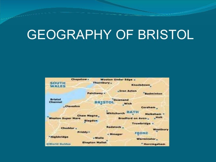 Geography of Bristol
