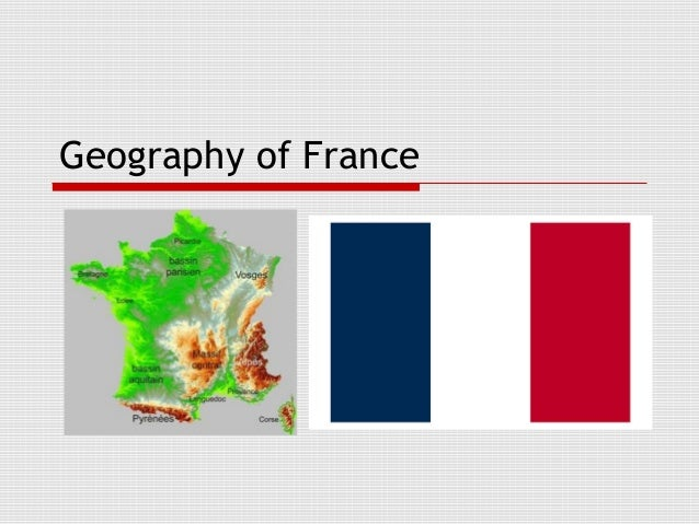Geography of France