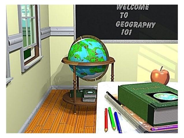 GEOGRAPHY WORLD