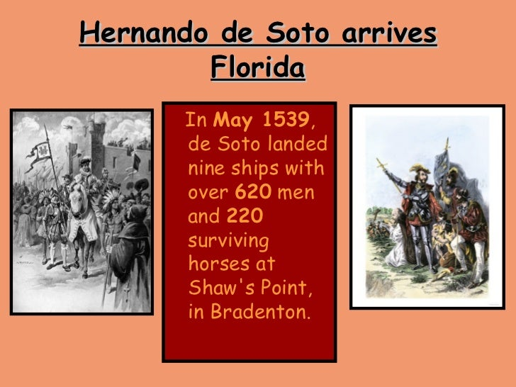 de soto essay Hernando de soto was born in jerez de los caballeros, spain, sometime around the year 1500 he was born to parents who lived in extremadura, an area of great hardship.