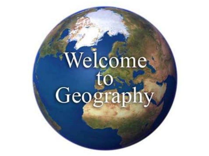 Geography <br />