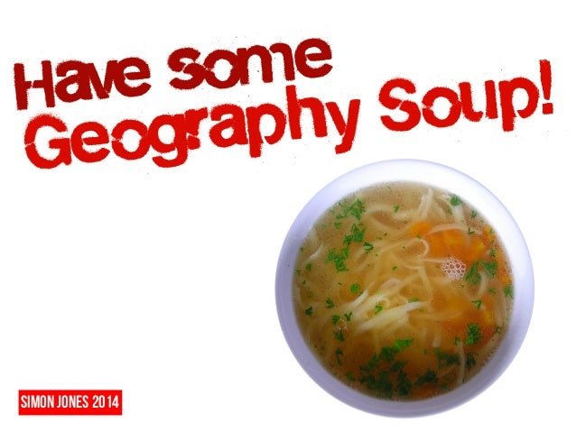 Geography Soup