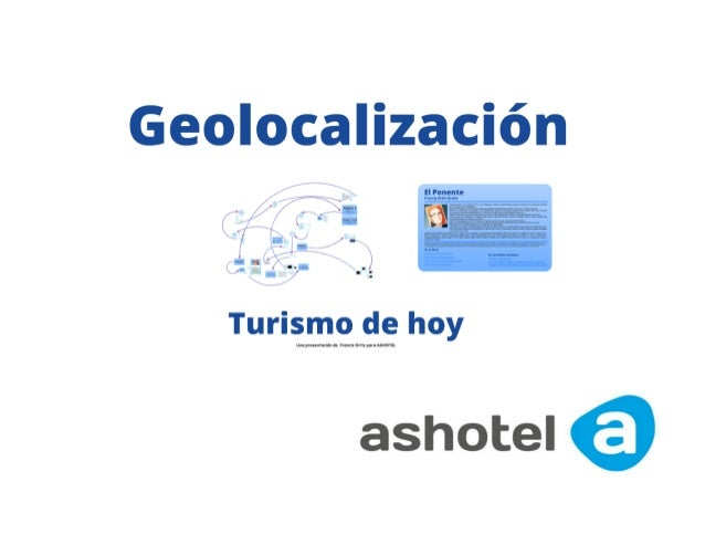 Geolocalizacion ashotel