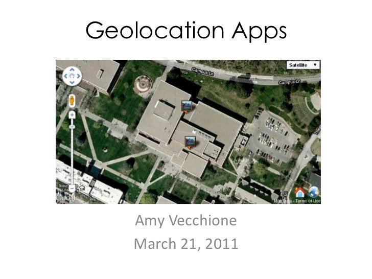 Boise State Mobile Group: Geolocation Apps