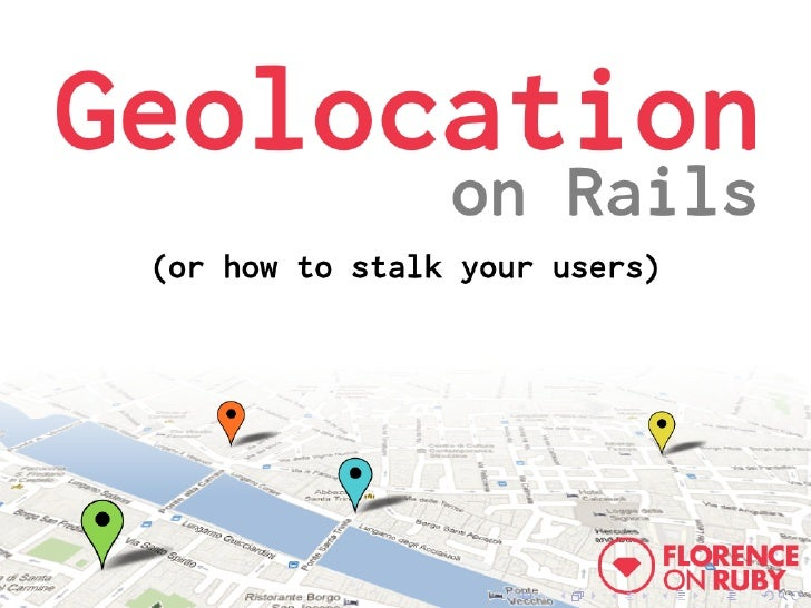 Geolocation on Rails