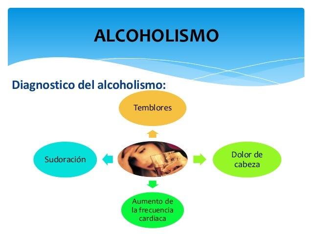 Al alcoholismo a dejar beber bruscamente