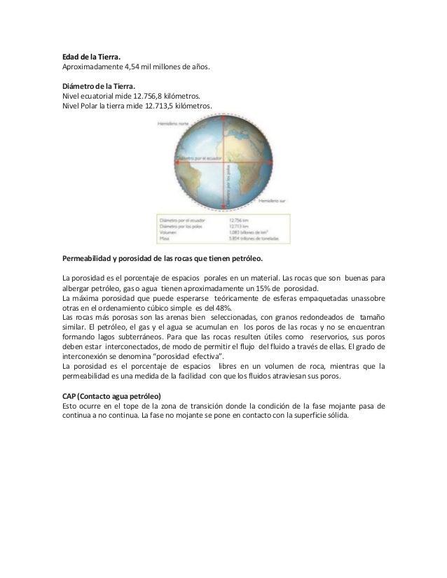 Geologia del petroleo n 3