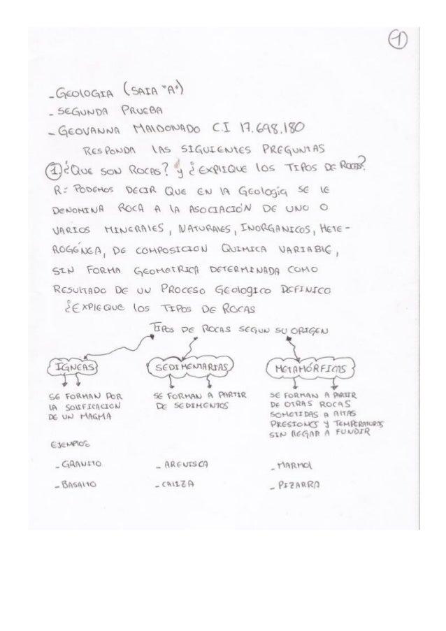 Geologia segunda prueba_geovanna_maldonado_17698180