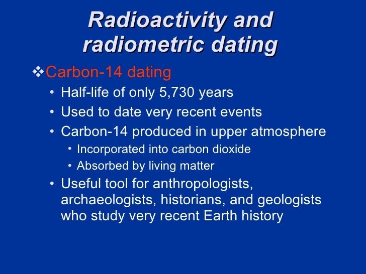 Carbon dating is only accurate to