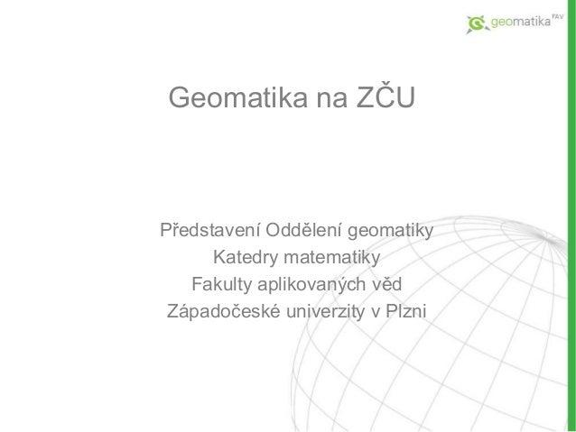 Geomatika