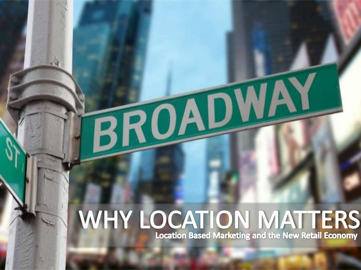 Why Location Matters? Rethinking Location-based Marketing within the Shopper's Journey.