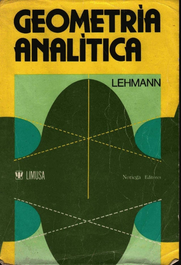Geometria analitica lehmann