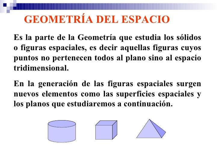geometria del espacio sdg jrvt