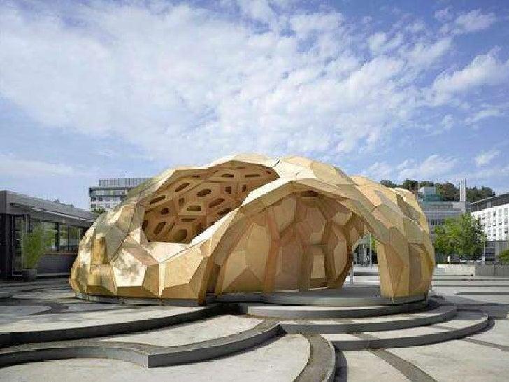 Geometria en la arquitectura