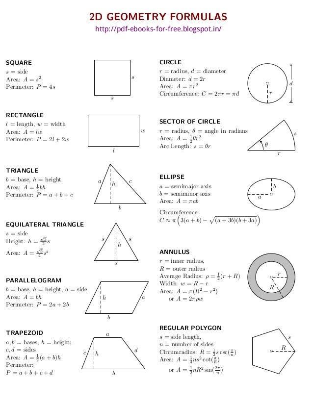 parallelogram worksheets