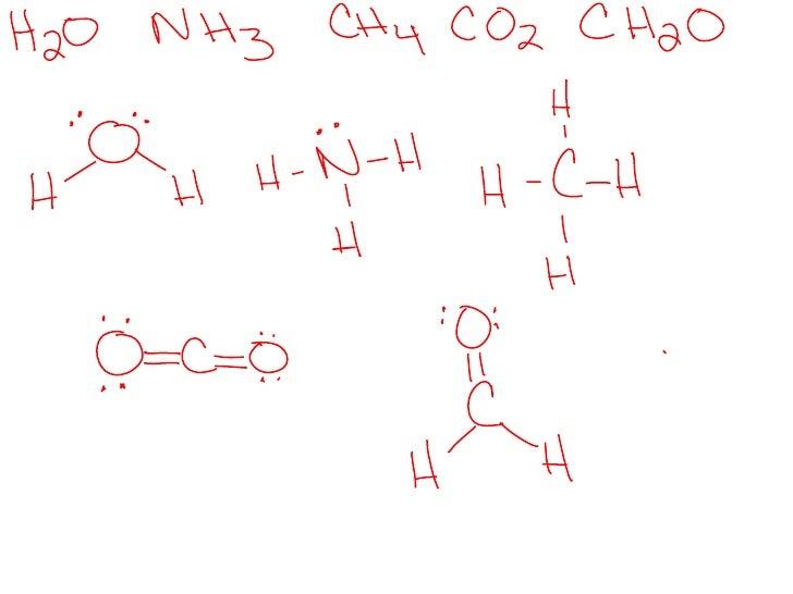 Molecular Geometry Notes