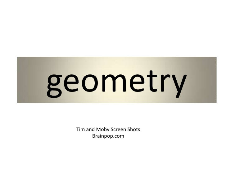 Geomtry And Architecture - Brainpop Screenshots