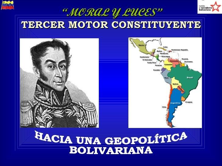 GeopilíTica De Venezuela