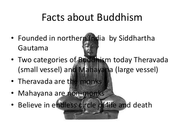 Buddhism Facts Buddhism Facts
