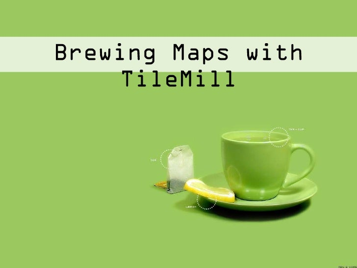 Brewing Maps with TileMill