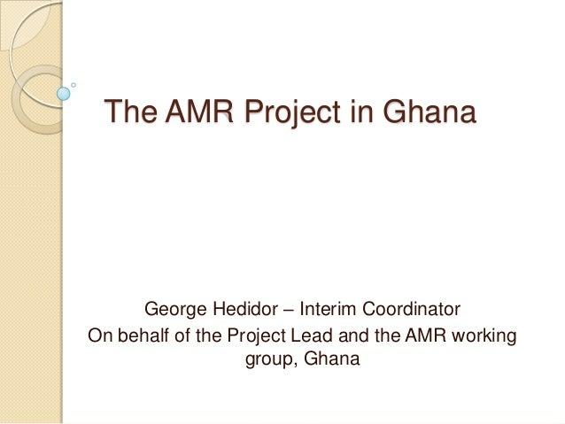 CSO Ghana Report 2012
