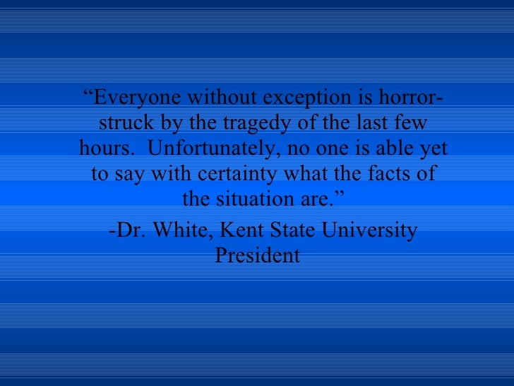 """""""Everyone without exception is horror-struck by the tragedy of the last few hours.  Unfortunately, no one is able yet to s..."""