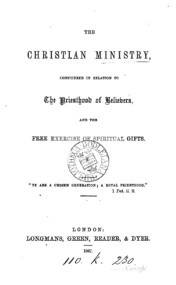 George bush the_christian_ministry_longmans_london_1867