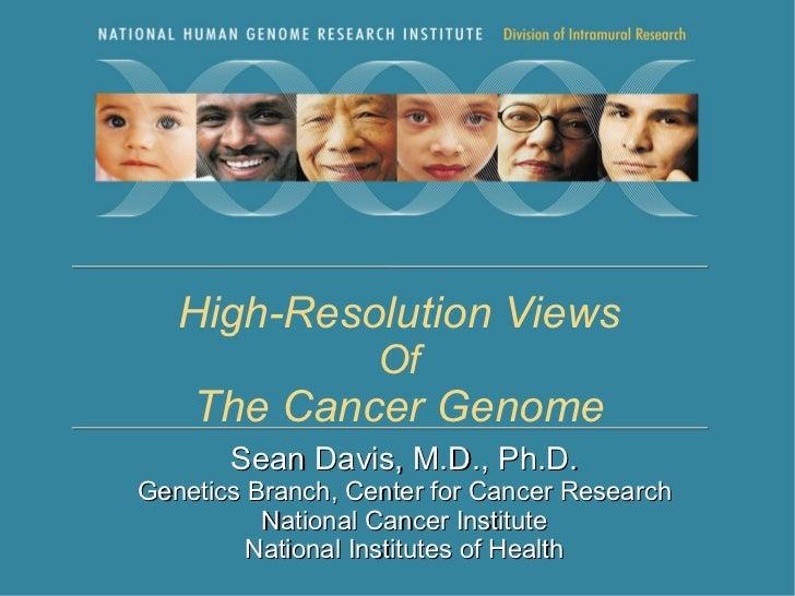 Genomics Technologies