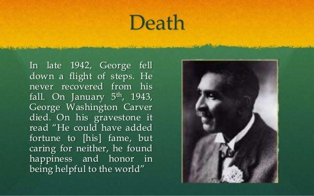 George Washington Carver - ThingLink