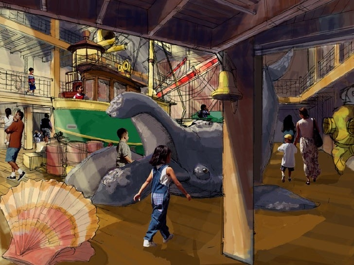 Georgia Aquarium Renderings From Pgav