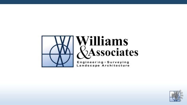 Hello, we are Williams & Associates, an Athens, Georgia based civil engineering firm, with news today on a regulatory upda...