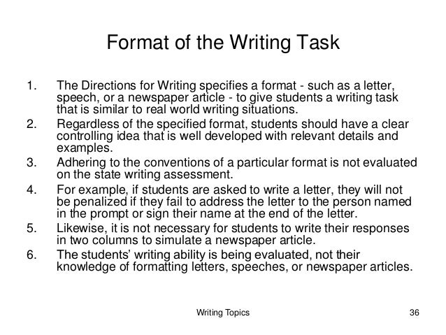 writing topics for high school esl students Writing prompts for high school  students for life after high school write a letter to the school board in which you describe this  high school writing about literature prompts 1.