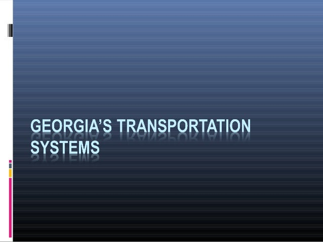 Interstate Highways  Highway system began around 1956 National Highway Act of 1956  -Act that authorized the constructio...