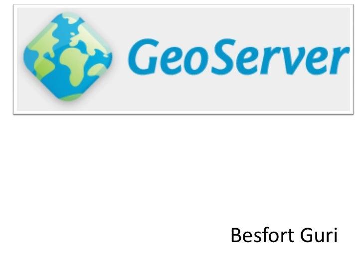 GeoServer