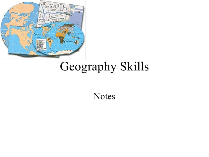 Geography Skills Notes
