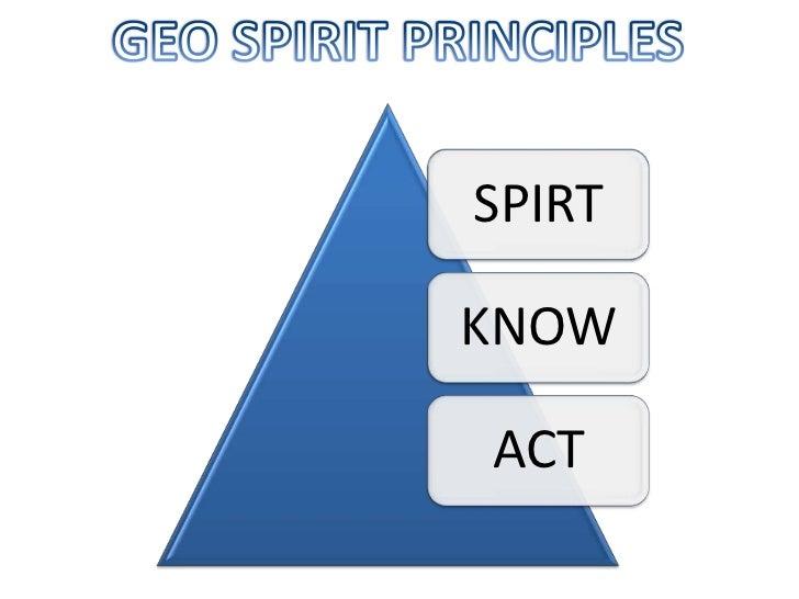 Geo Spirit Framework