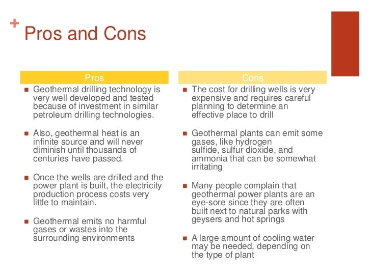 Geothermal Energy Basics