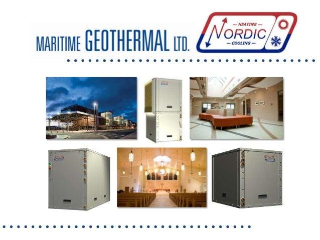 NORDIC Geothermal Heat Pumps