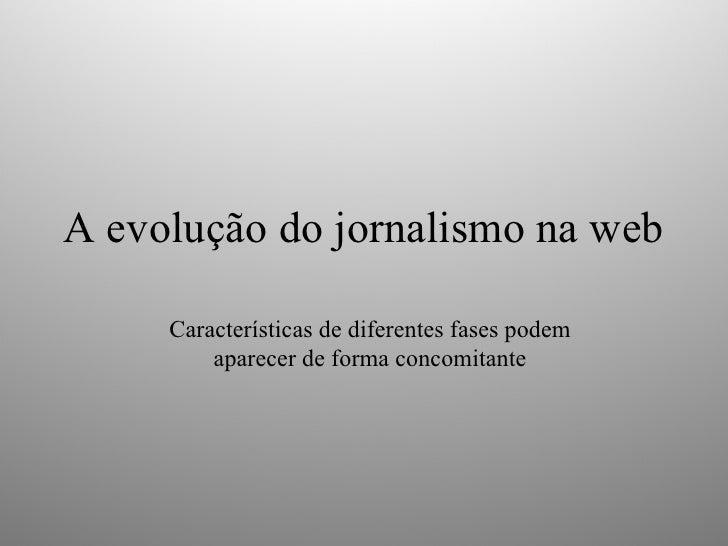 Geracoes Jornalismo Online Famecos