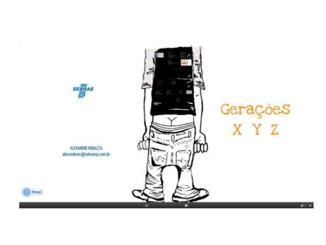Geração x y z