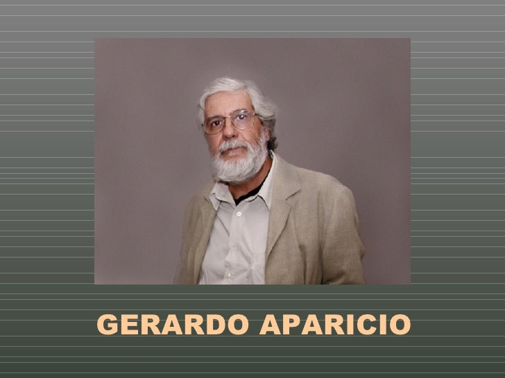 Gerardo Aparicio  Nº2